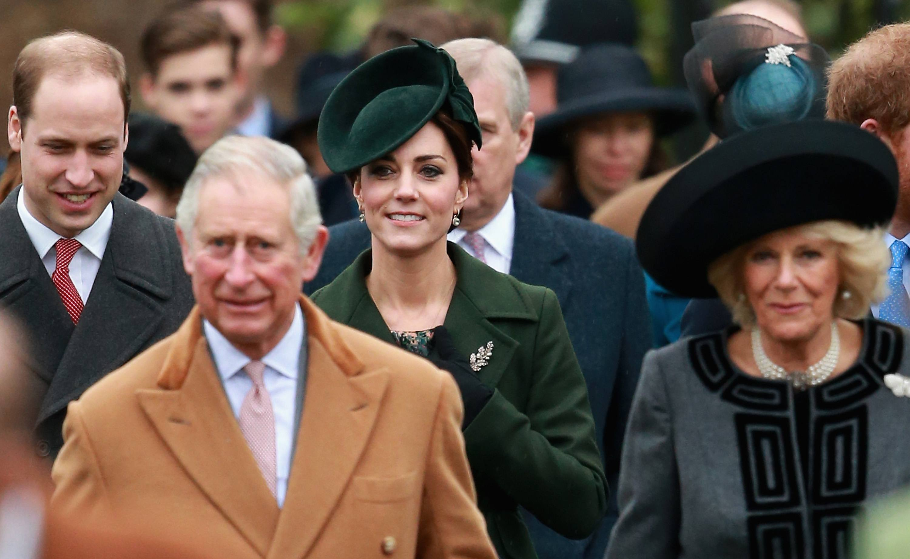 Prince Charles and his wife weren't always fans of Kate Middleton. | Chris Jackson/Getty Images