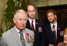 Prince Charles and his sons have had a strained relationship. | Tim Rooke/Pool/Getty Images)