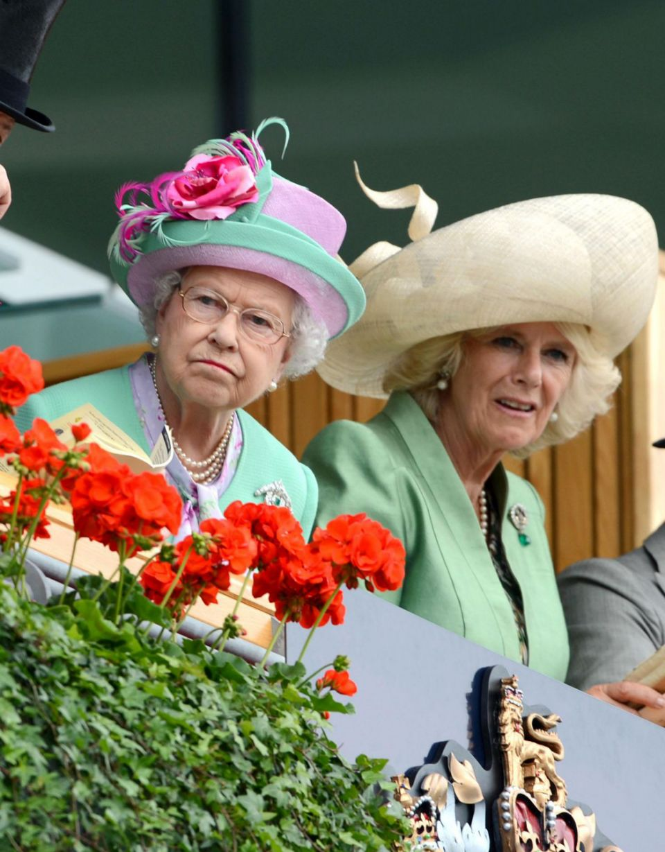 It's claimed the Queen called Camilla a 'wicked woman' in a rant. Photo Getty Images