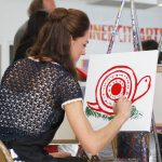 Kate Middleton Kate is a patron of many charities, including numerous artistic institutions Photo (C) GETTY