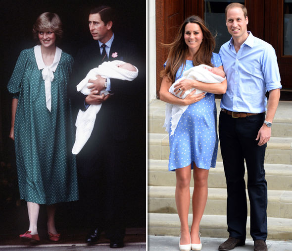 Kate Middleton The Duchess of Cambridge can't give birth like any old commoner Photo (C) GETTY