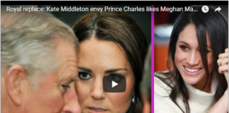 Kate Middleton envy Prince Charles likes Meghan Markle over her