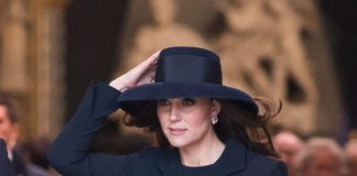 Kate Middleton is due to give birth to her third baby in April 2018 Getty