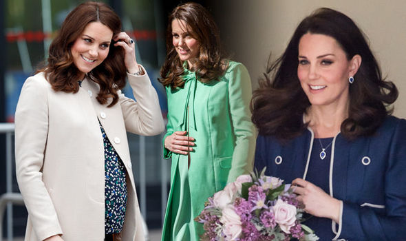 Kate Middleton pregnancy Prince William has said Kate could give birth any minute now PhKate Middleton pregnancy Prince William has said Kate could give birth any minute now Photo (C) GETTYoto (C) GETTY