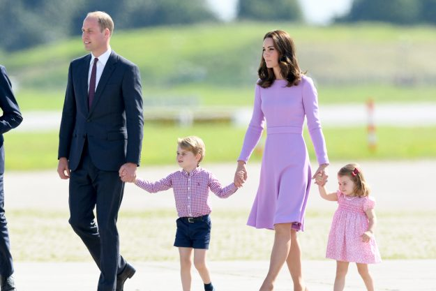 Kate revealed the food she likes to make with Prince George and Princess Charlotte[WireImage]