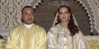 King Mohammed VI of Morocco and wife Princess Lalla Salma divorce Photo C GETTY