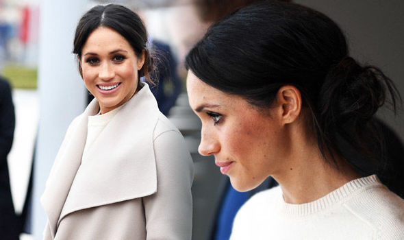 Meghan Markle After Prince Harry wedding will she be called 'Duchess Rachel' Photo (C) GETTY