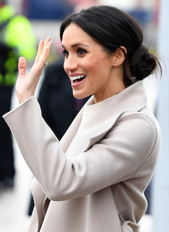 Meghan Markle Expert has revealed new insights into the cost of the Duchess of Cambridge's dress Photo (C) GETTY