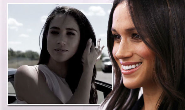 Meghan Markle Final Suits trailer before Prince Harry wedding marks end of her acting career Photo (C) GETTY, SUITS