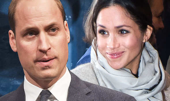 Meghan Markle Is Prince William 'furious' with Prince Harry's fiancee over this Photo (C) GETTY