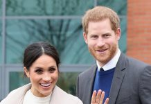 Meghan Markle Might Have Just Hinted That She's Ready for Royal Babies Photo (C) GETTY