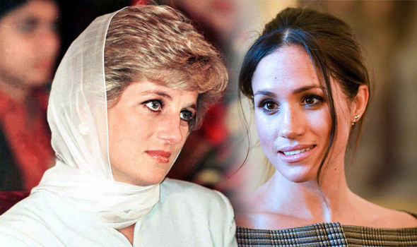 Meghan Markle Paul Burrell reveals Princess Diana 'would have picked' her Photo C GETTY