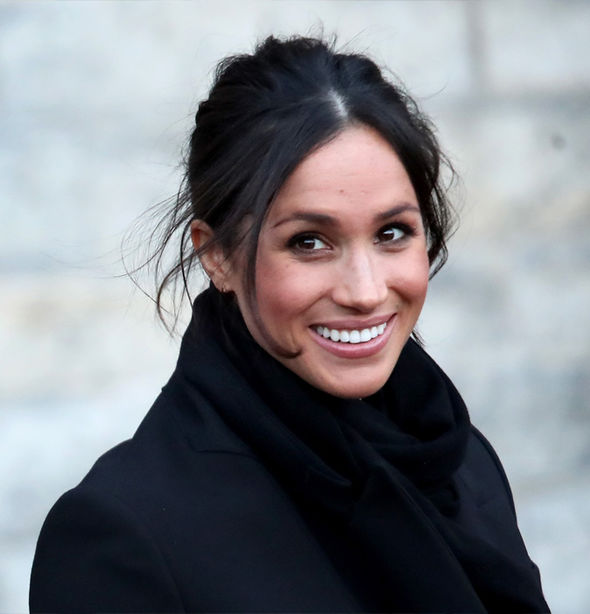 Meghan Markle Prince Harry's fiance was found to be 87.4 per cent accurate to the Golden Ratio Photo (C) GETTY