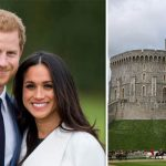 Meghan Markle and Prince Harry will be married at Windsor Castle on May 19 Photo C GETTY