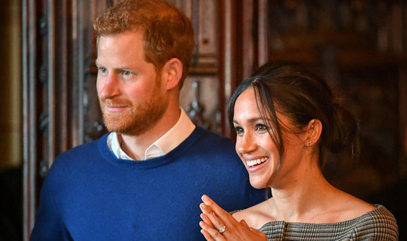 Meghan Markle and Prince Harry will get married this May Photo (C) GETTY