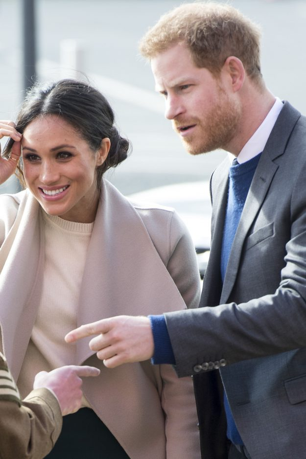 Meghan Markle and Prince Harry's wedding day is fast approaching [Getty]