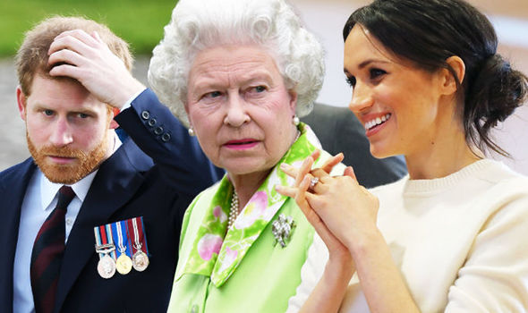 Meghan Markle will have to follow strict royal protocol when she marries Prince Harry Photo (C) GETTY