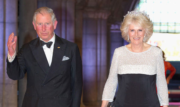 Prince Charles and Camilla's lives of luxury revealed in new book Photo (C) GETTY