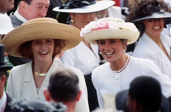 Prince Charles was convinced Sarah and Diana were plotting against him Photo (C) GETTY