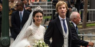 Prince Christian of Hanover and Alessandra de Osmas lavish royal wedding Photo C GETTY