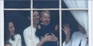 Prince Georges doting nanny Maria Teresa Turrion Borralla