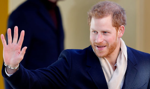 Prince Harry A palm reading expert has made an interesting discovery about him Photo C GETTY