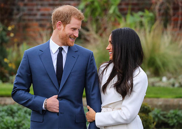 Prince Harry and Meghan Markle will marry on May 19 Photo (C) GETTY