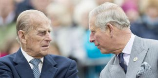 Prince Philip and Prince Charles have had a strained relationship Photo C GETTY