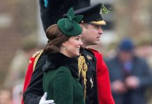 Prince William Did The Sweetest Thing To Kate Middleton On St. Patrick's Day Photo (C) DAVID HARLEY, REX, SHUTTERSTOCK