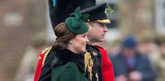 Prince William Did The Sweetest Thing To Kate Middleton On St. Patricks Day Photo C DAVID HARLEY REX SHUTTERSTOCK