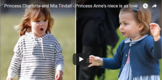 Princess Annes niece is as lovely as the niece of the Queen