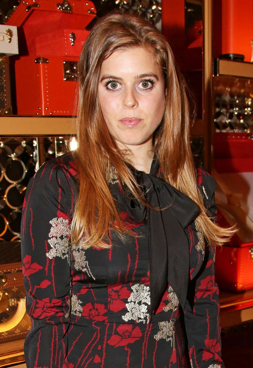 Princess Beatrice is said to be feeling under pressure to settle down. Photo Getty Images