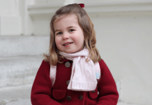 Princess Charlotte Photo (C) GETTY