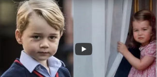 Princess Charlotte Cried When Prince George First Went to School