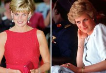 Princess Diana An explosive book claims Diana asked Paul Burrell to smuggle her men into Kensington Photo (C) GETTY