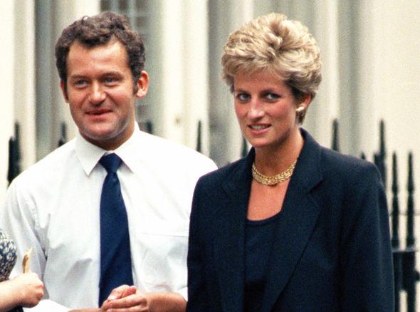Princess Diana S Secret Affairs How Paul Burrell Smuggled