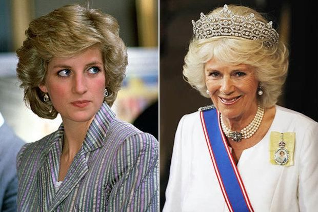 Princess Diana 'destroyed' Charles' plans for Camilla to be Queen. Photo Getty