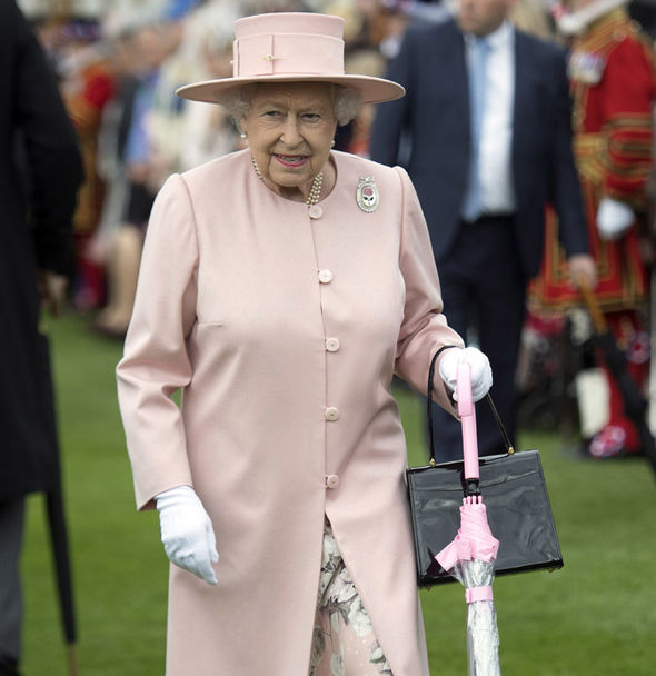 Queen Elizabeth The Queen will be at the Commonwealth Day celebrations today with her family Photo (C) GETTY