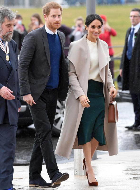 Royal Wedding news Prince Harry and Meghan Markle are set to enjoy a lavish wedding in Windsor Photo (C) GETTY