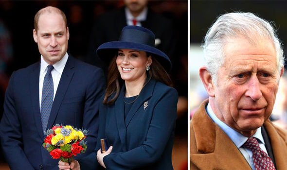 Royal news Prince Charles is said to be jealous of Kate and William's popularity Photo (C) GETTY