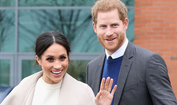 Royal wedding exclusive Meghan Markle and Prince Harry will marry May 19 2018 Photo (C) GETTY