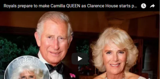 Royals prepare to make Camilla QUEEN as Clarence House starts putting protocols in place