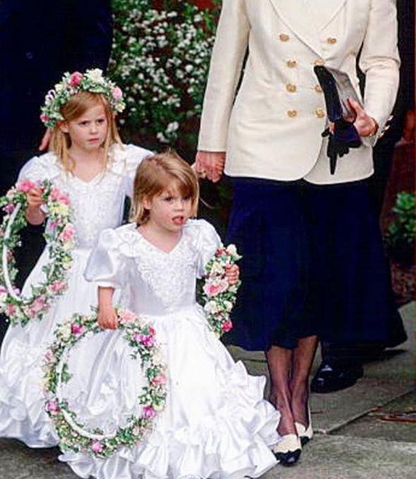 Sarah Ferguson Instagram Photo Princess Eugenie And Princess