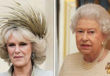 The Queen has had a frosty relationship with Camilla in the past Photo (C) GETTY