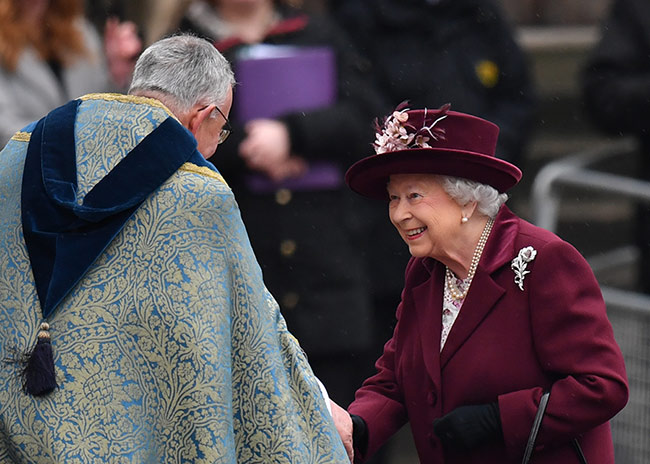 The Queen is Head of the Commonwealth Photo (C) GETTY