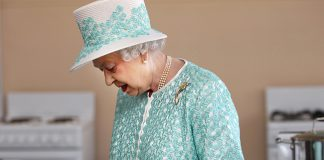 The royals follow the Cornish method, of jam first then cream Photo (C) GETTY