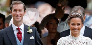 Vogue Williams Pippa Middleton is married to James Matthews Spencers brother Photo C GETTY
