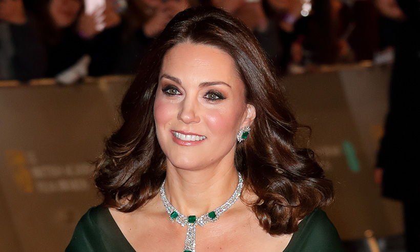 When will Kate Middleton go on maternity leave Photo (C) GETTY
