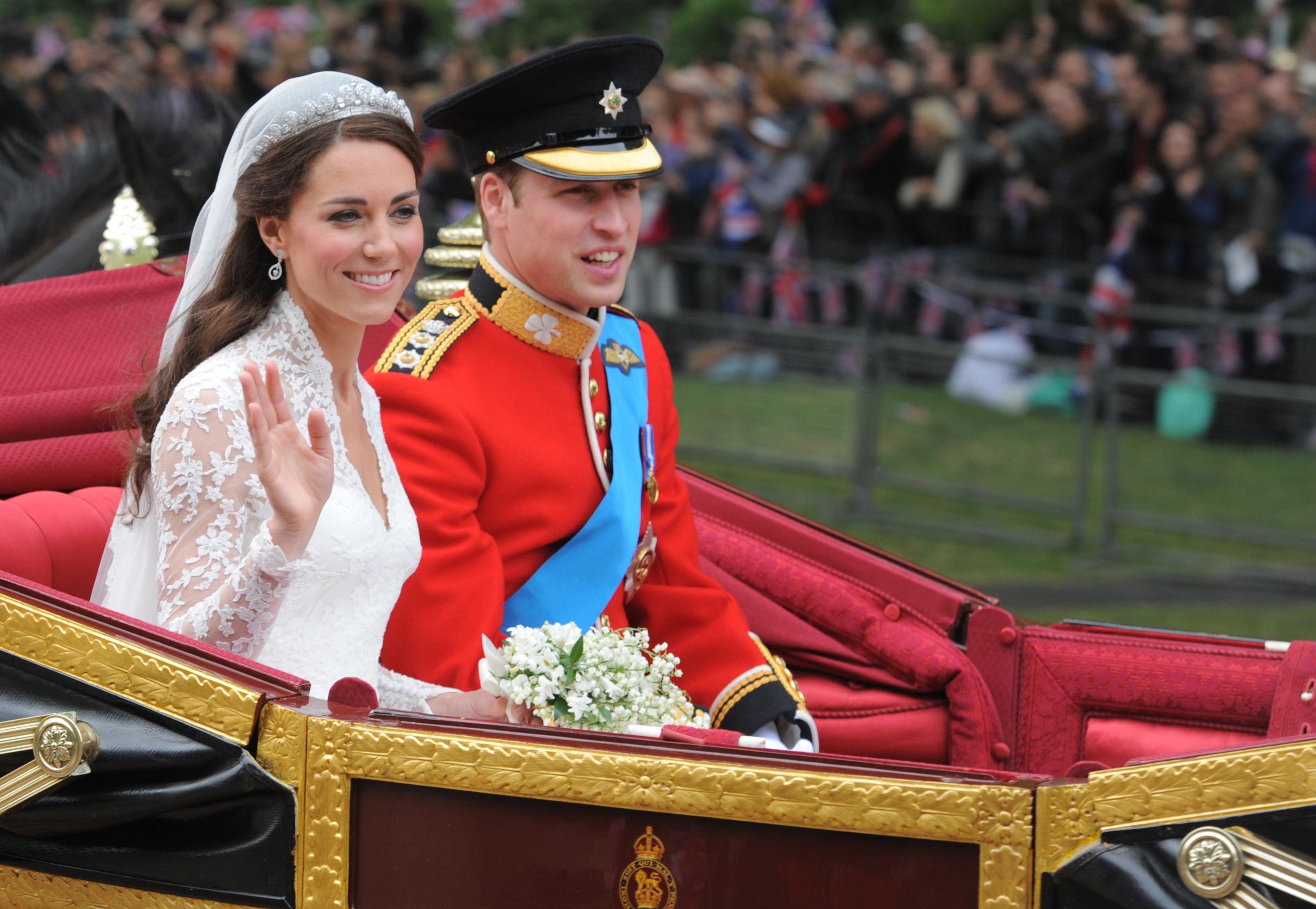 Kate Middleton Wedding