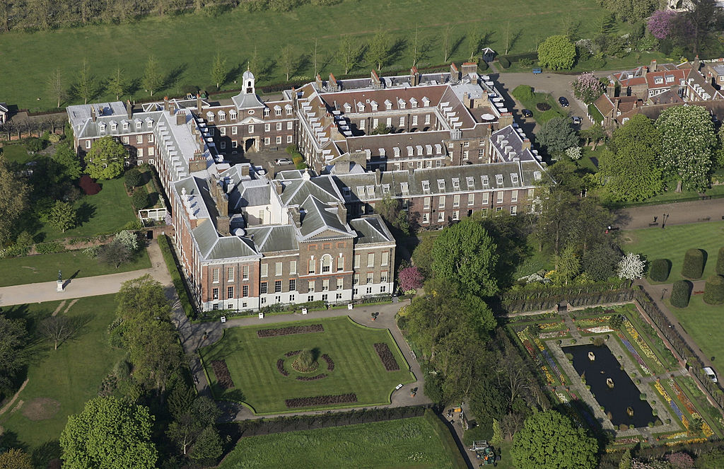 Kensington Palace Photo (C) GETTY